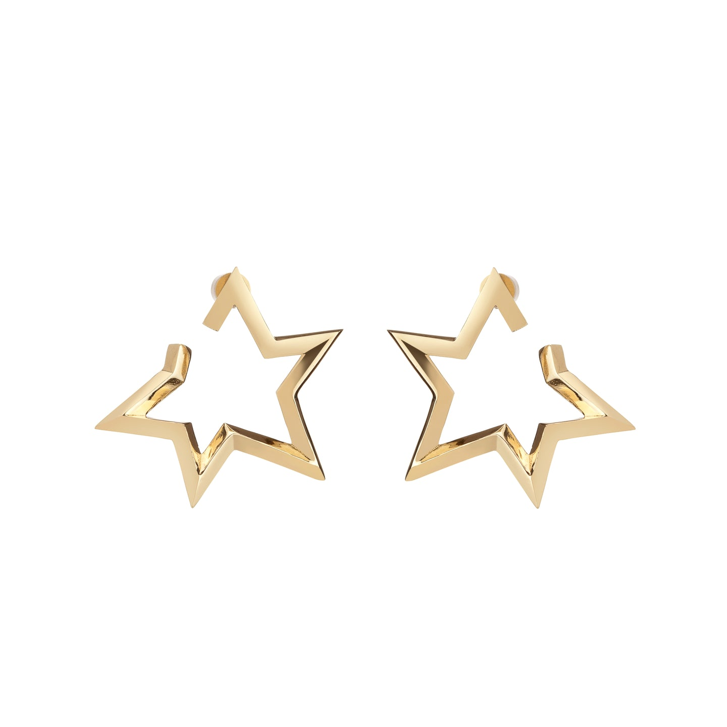 Baby Classic Star Earrings
