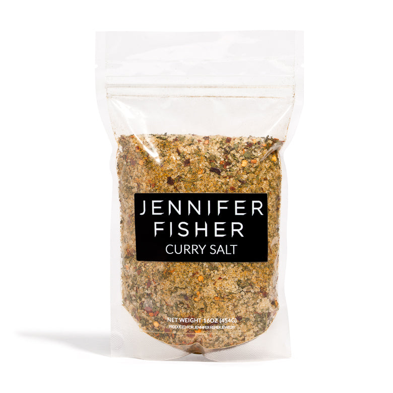 Jennifer Fisher Curry Salt - 16oz