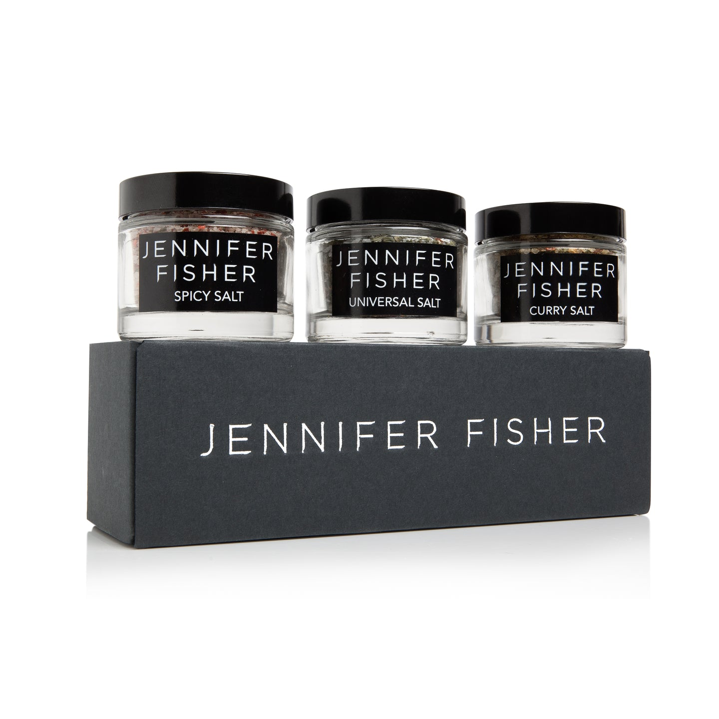 Build Your Own JF Salt Trio