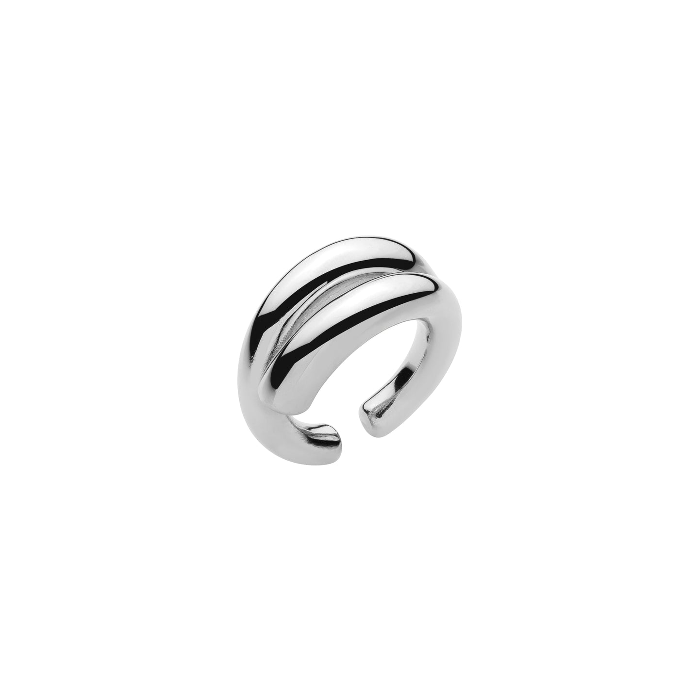 Double Cylinder Ring