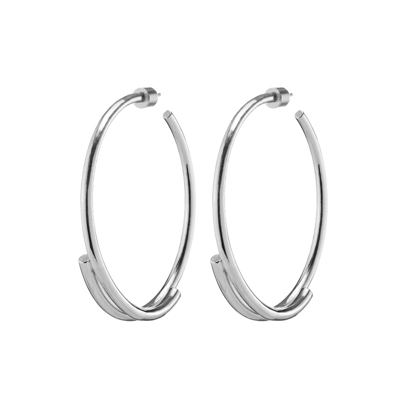 Double Cylinder Hoops