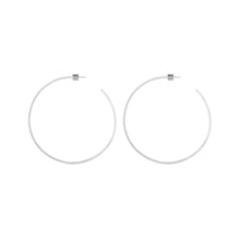 Square Thread Hoops