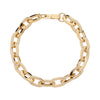 Small Essential Brass Anklet