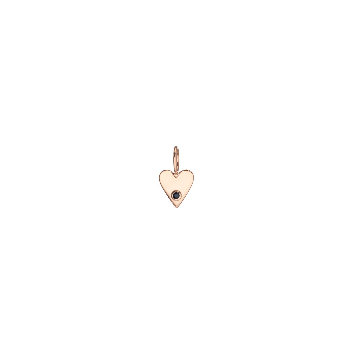 Small Birthstone Heart