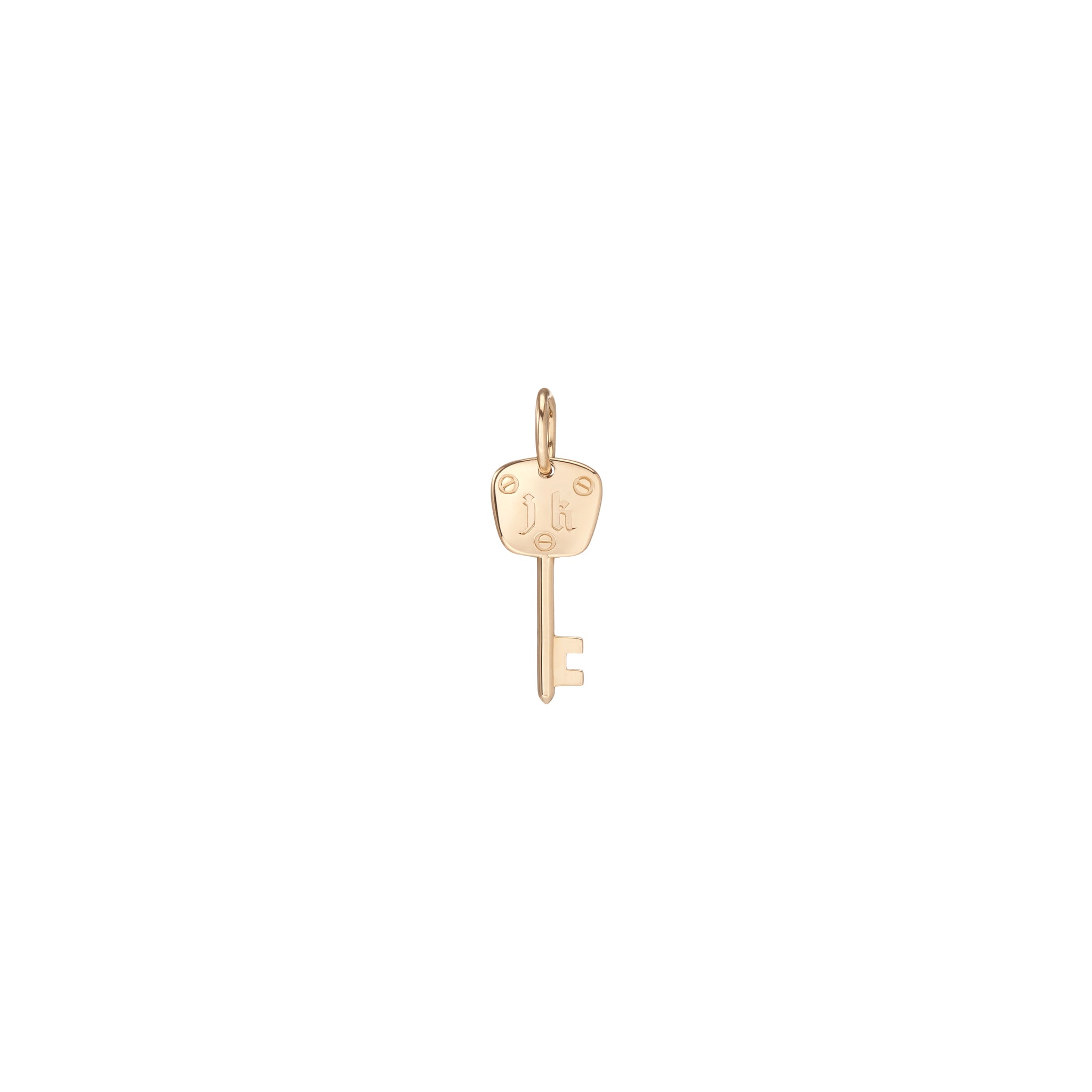 Small Family Gothic Key