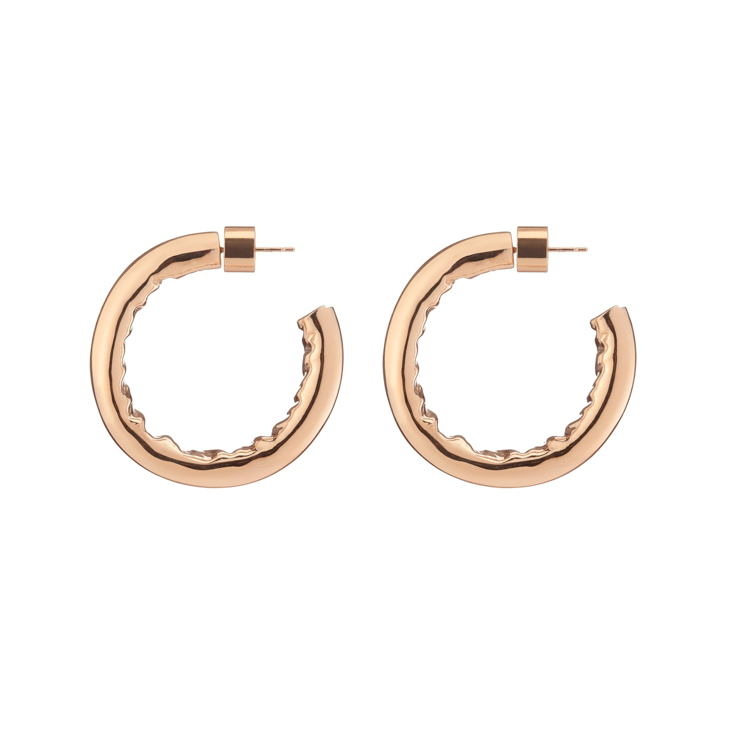 MINI JENNIFER HOOPS