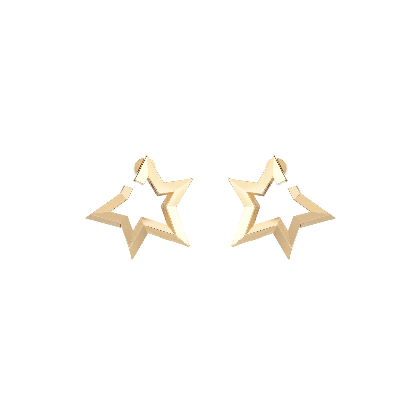Mini Classic Star Earrings