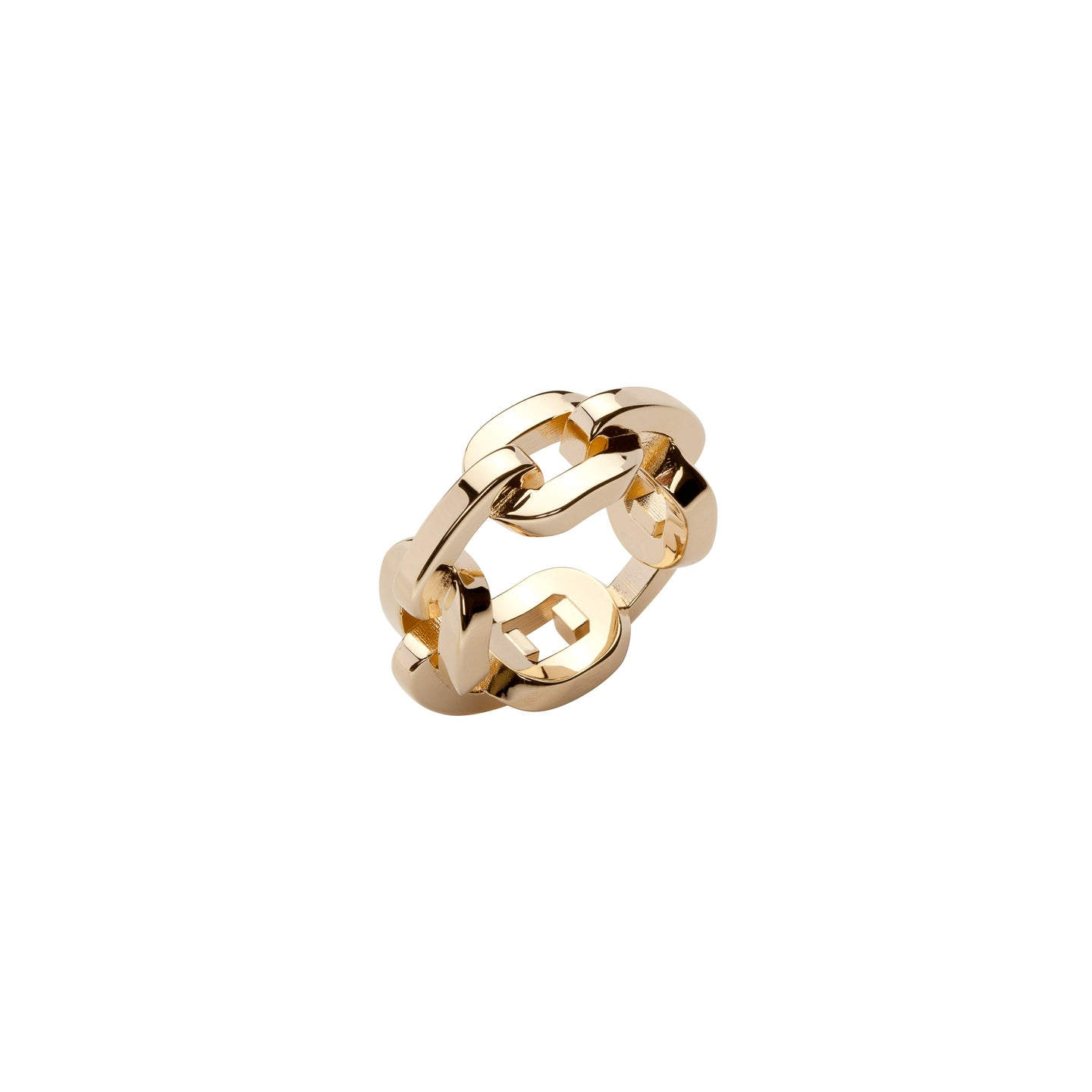 Single Chain Link Ring