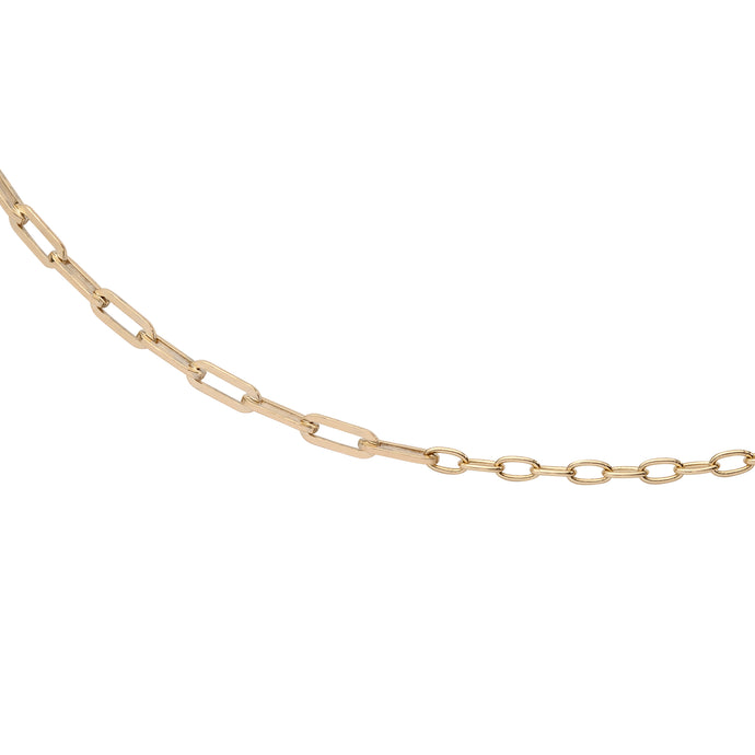 Small Link and Small Long Link Dual Chain Choker