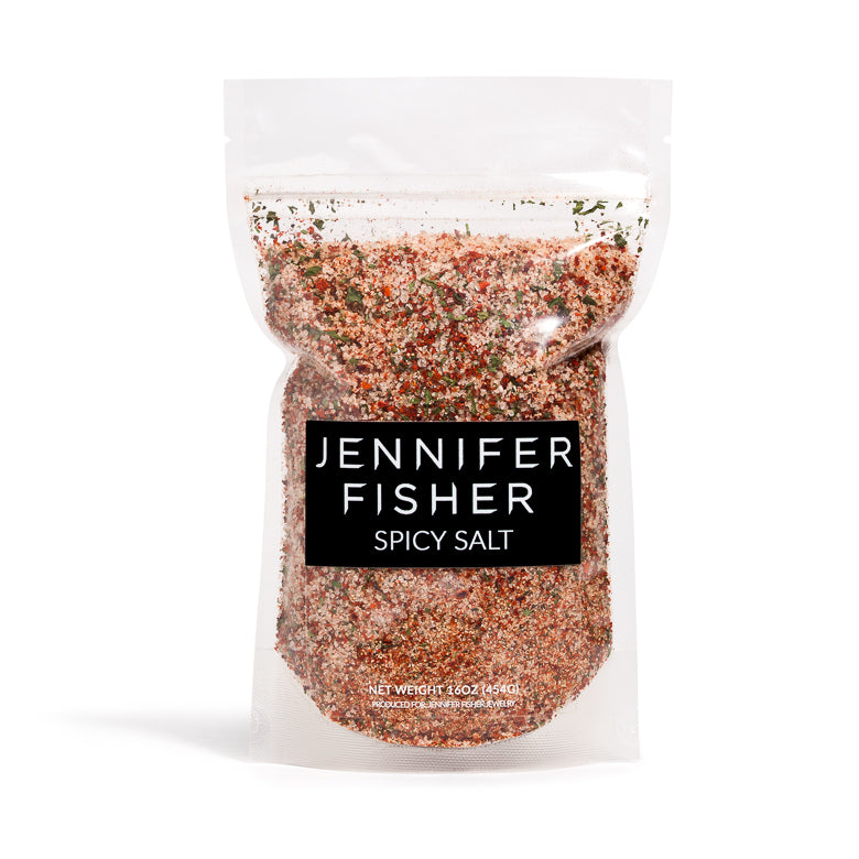 Jennifer Fisher Spicy Salt - 16oz