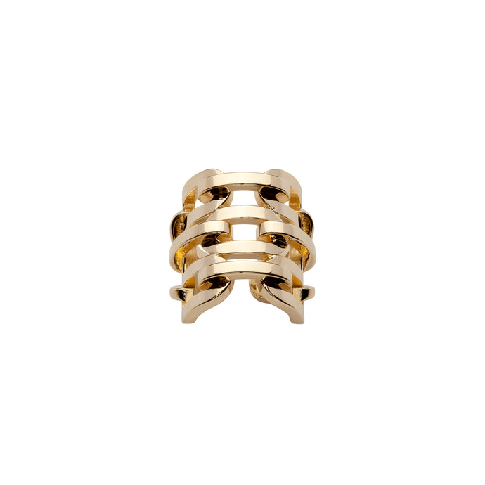 Triple Chain Link Ring