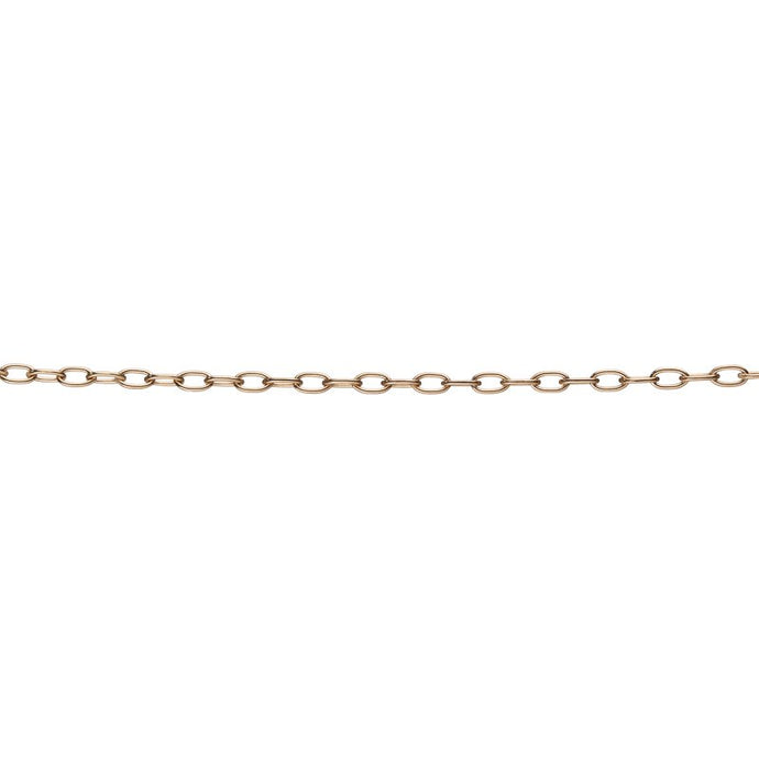 Small Link Chain Anklet