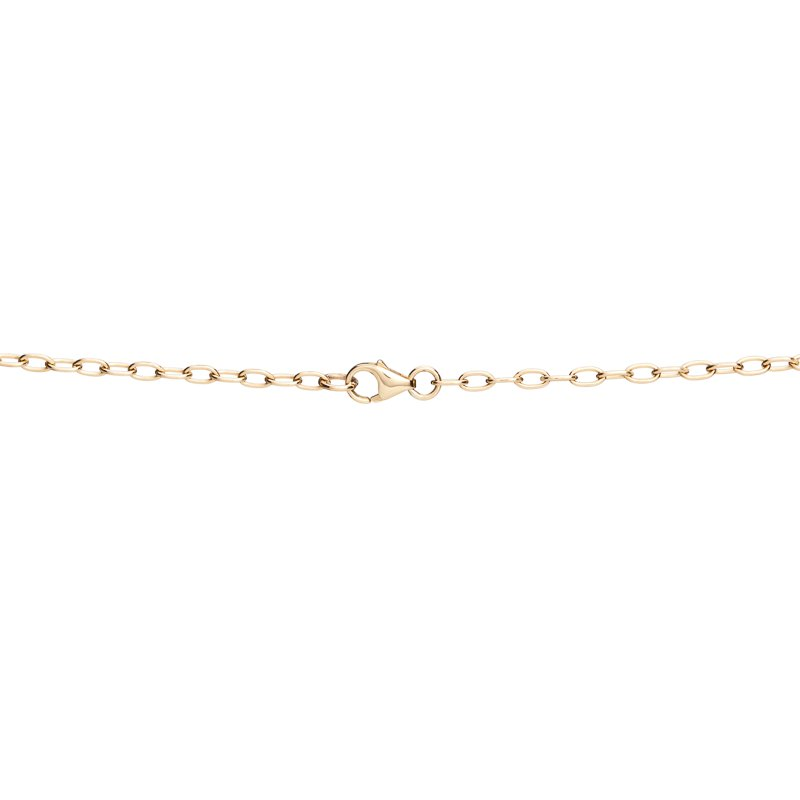 Small Link Chain Choker