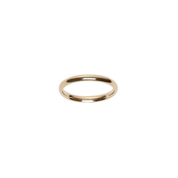 Women's Comfort Fit Wedding Band