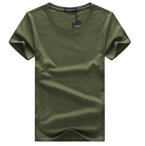 Solid Colour Tee