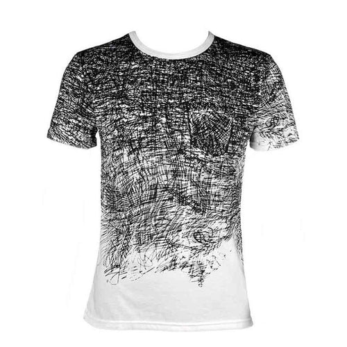 Scratch Graphic Tee