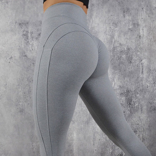 Elastic Fitness Leggings