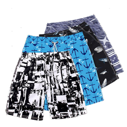 Pattern Board Shorts