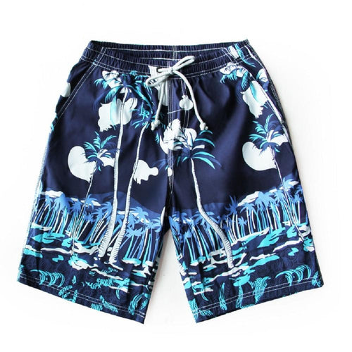 Tropical Board Shorts