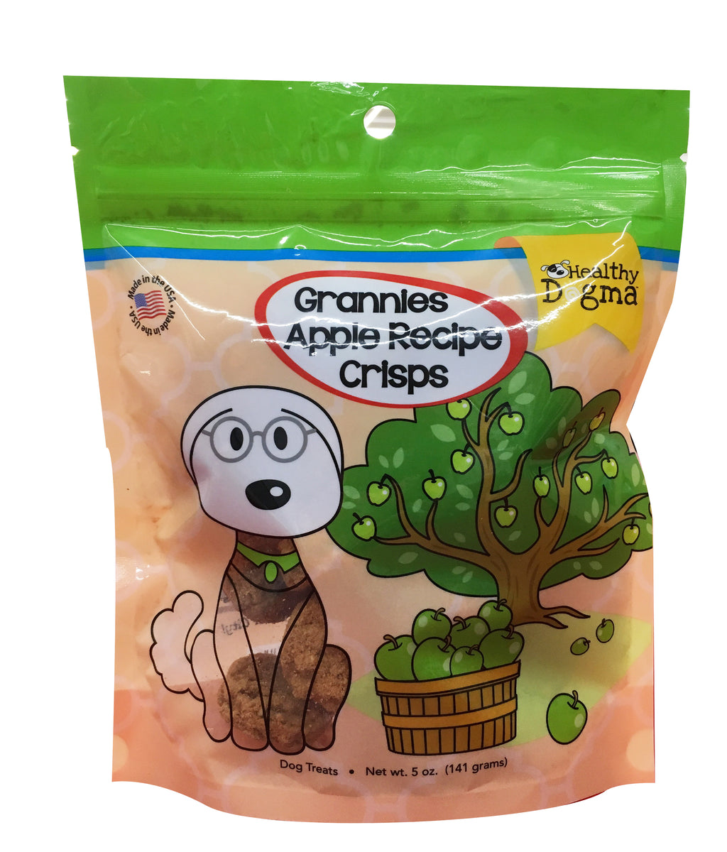 """NEW"" Grannies Apple Crisps - 100% Real Fruit Treats"