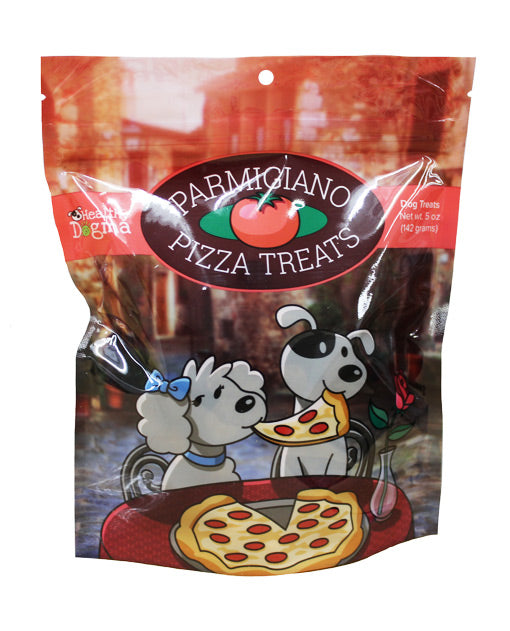 """NEW"" Parmigiano Pizza Treats - Grain & Gluten Free Treats"