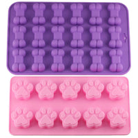"""NEW"" Food Safe Silicone DIY Treats Tray"