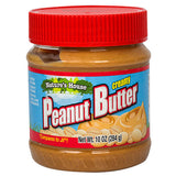 Greenbrier Farms Creamy Peanut Butter, 10-oz. Jars