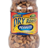 Greenbrier Farms Honey-Roasted Dry-Roasted Peanuts, 7.5-oz. Jars