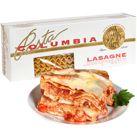 Columbia Lasagne, 12 oz.