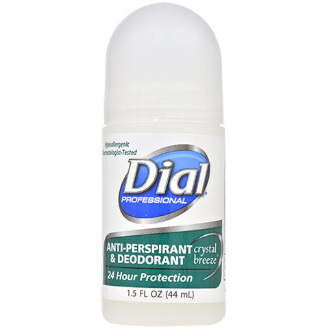 Dial Professional Crystal Breeze Anti-Perspirant & Deodorant