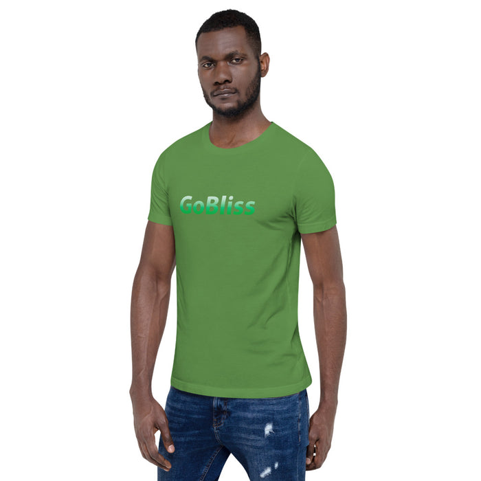 GoBliss Short-Sleeve Unisex T-Shirt