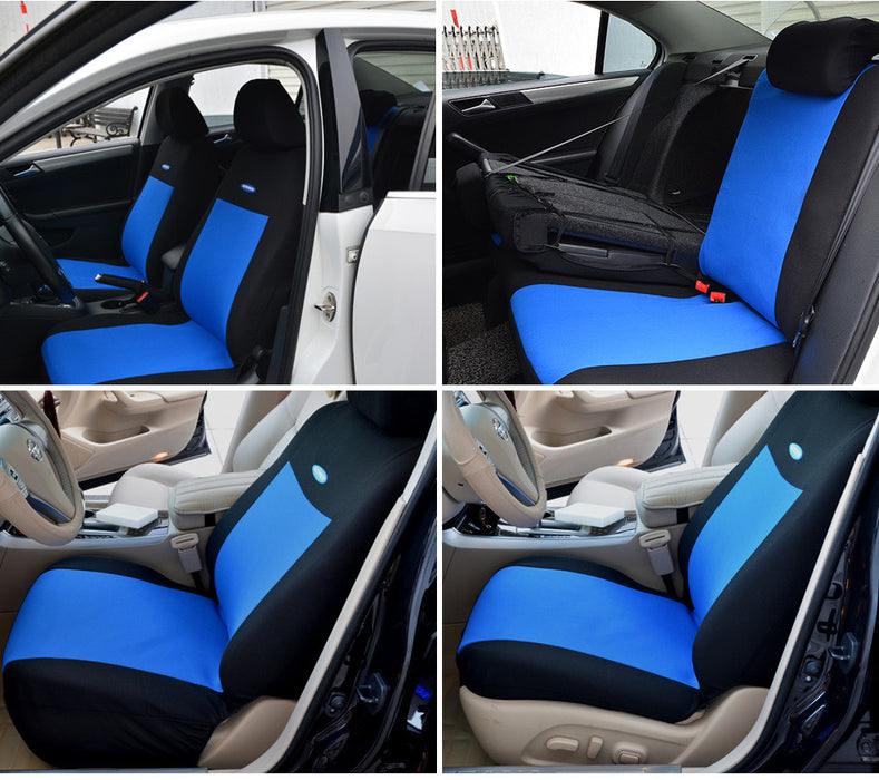 Universal Auto Car Seat Cover Full Set