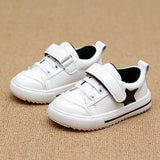 Kid's Sport Leather Shoes