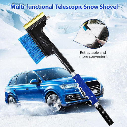 Multifunctional Snow Brush Ice Shovel