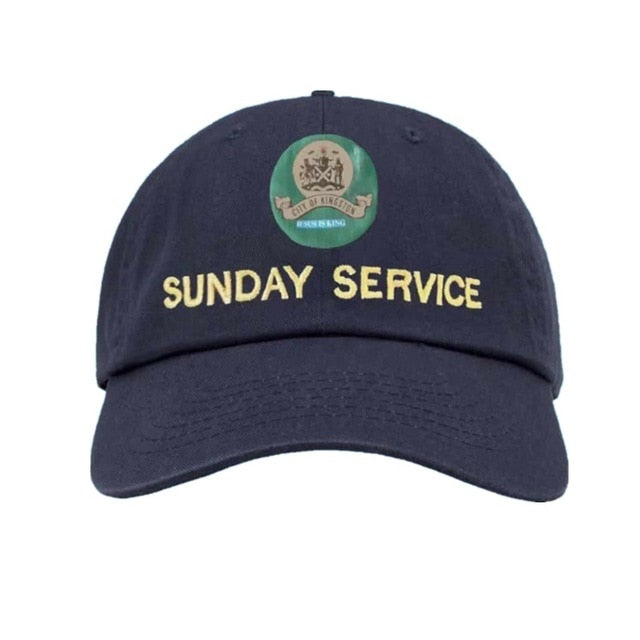New Kanye West Sunday Service Jesus Is King Album Baseball Caps
