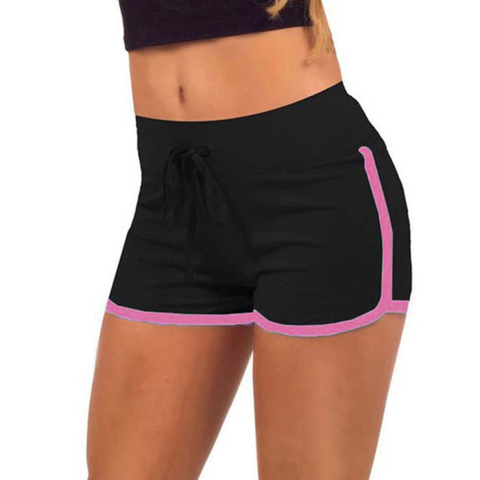 Women's Casual Elastic Waist  Short Pants