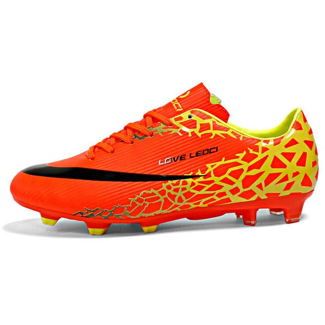 Soccer Cleats Soccer Boots Children Training Football Boots 33-44