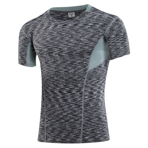 Compress Fitness Exercise Clothing T Shirts