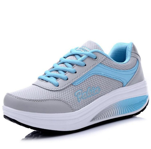 Woman's Soft Casual Sneakers
