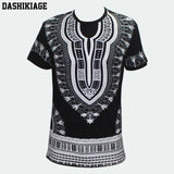 AfroFashion Unisex Dashiki T-shirt