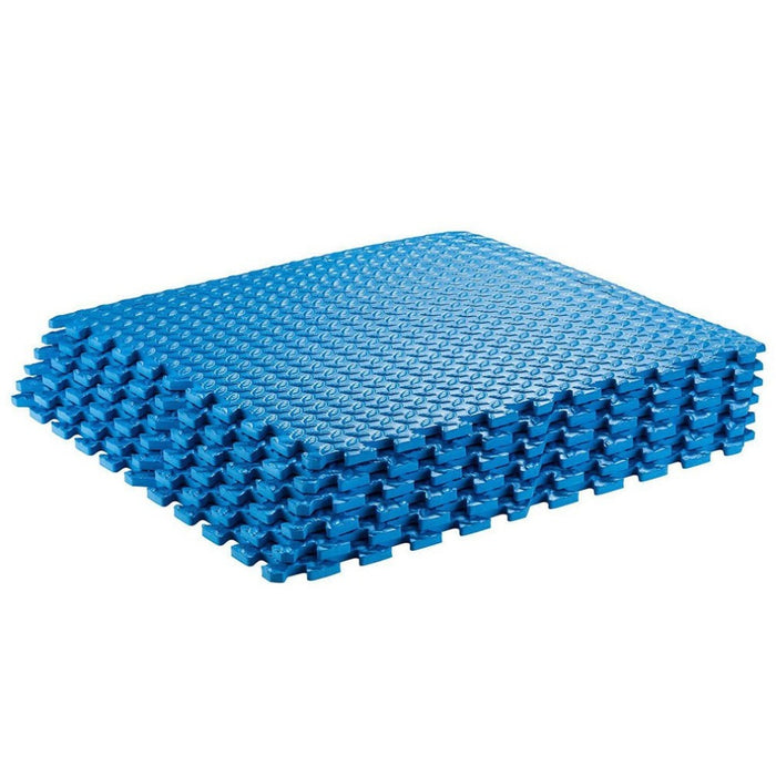6pcs/set Workout Floor Puzzle Mat Carpet