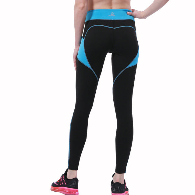 Fashion Heart Fitness Leggings