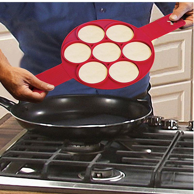 Pancake Maker Fantastic Fast & Easy Way to Make Perfect Panicakes