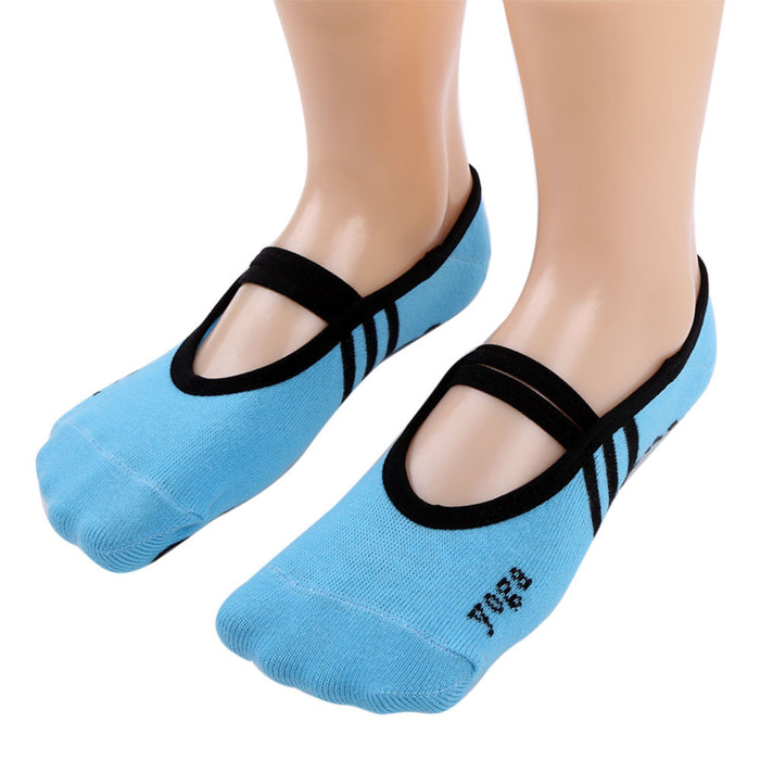 New 1 Pair Yoga Non Slip Pilates Ballet Socks