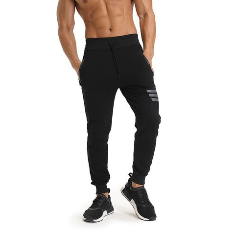 Compress Gymming Leggings Men Fitness Workout Summer Pants