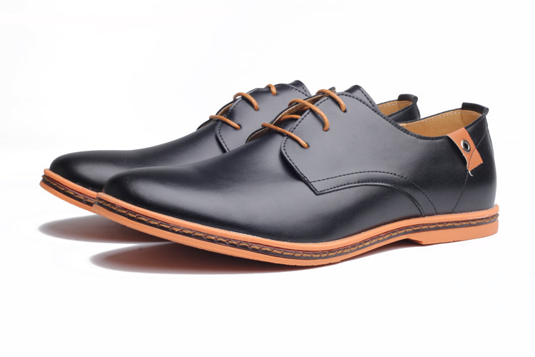 Leather Casual Comfortable Office Men's Dress Shoes