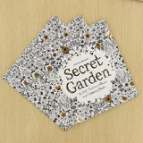 Secret Garden Coloring Book For Children & Adults