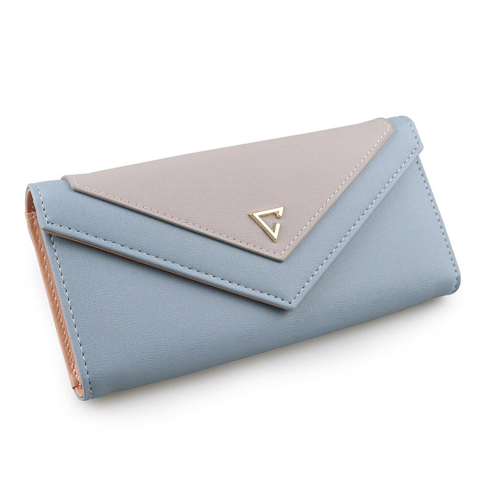 New Fashion Elegant Women Wallets Luxury Brand Famous Designer Wallet