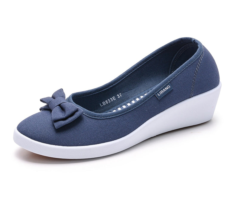 High Quality Women Platform Wedges Women Pumps Shoes