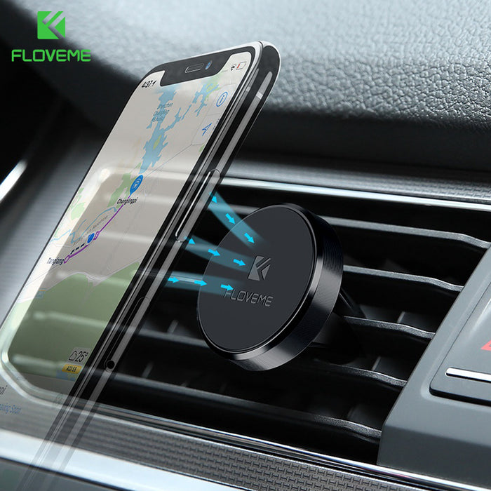 iPhone 7 Black AMZER Swiveling Air Vent Mount Holder for iPhone 6 iPhone 6s